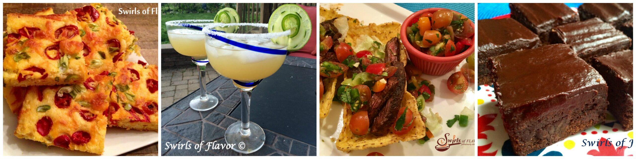 Four recipes for a Cinco de Mayo dinner