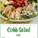 bowl of Cobb Salad