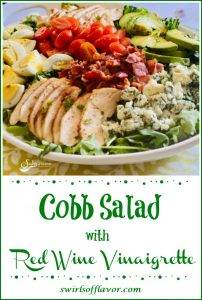 bowl of Cobb Salad