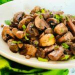 Easy Sauteed Mushrooms